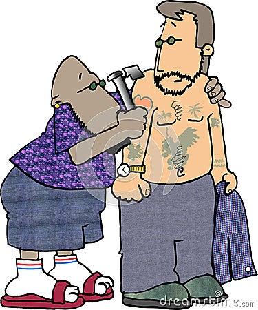 Tatuera dig