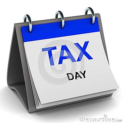 Tax date