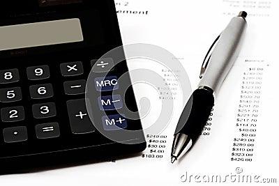 Tax finance report