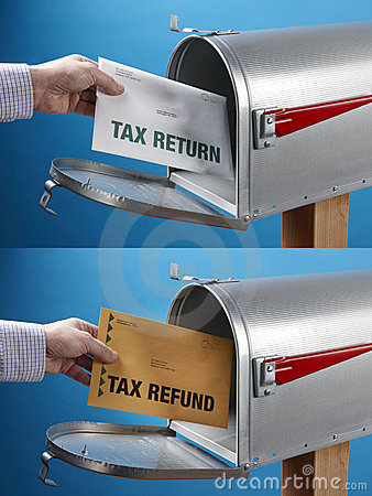 Tax return and refund
