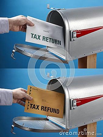 Tax return and refund