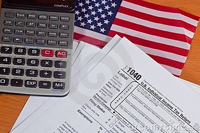 Tax Season Editorial Photography