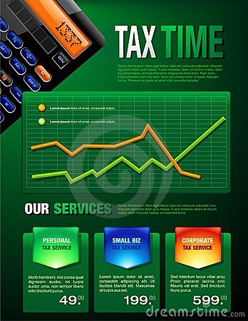 Tax Services Brochure