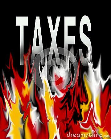 Tax taxes taxation