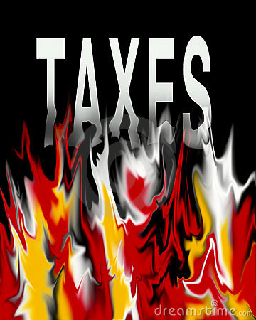 Tax taxes taxation