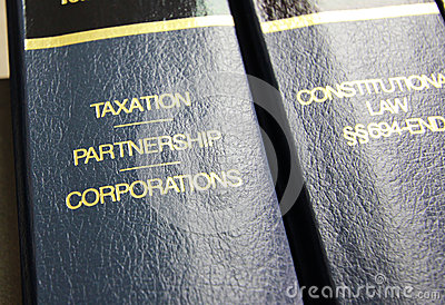 Taxation Law Books