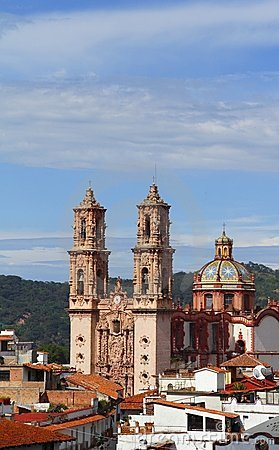 Taxco cathedral II