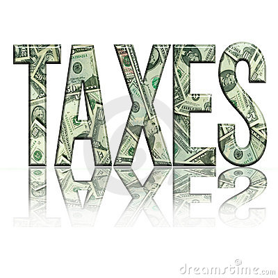 Free Taxes4 Royalty Free Stock Photos - 1713998
