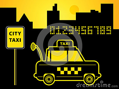 Taxi abstract