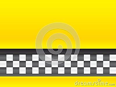 Taxi stripe
