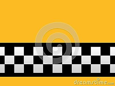 Taxi stripes