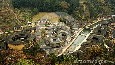 Taxia Fujian Tulou