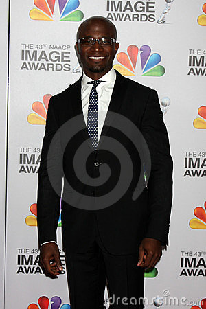 Taye Diggs Editorial Stock Image