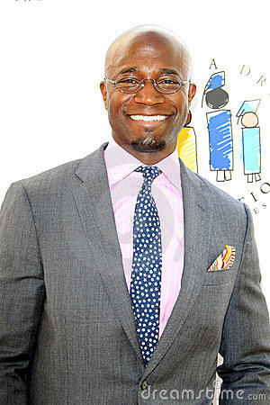 Taye Diggs Editorial Stock Photo