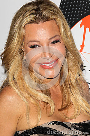 Taylor Dayne arrives at the 19th Annual Race to Erase MS gala Editorial Photography