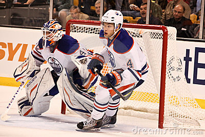 Taylor Hall Edmonton Oilers Editorial Stock Photo