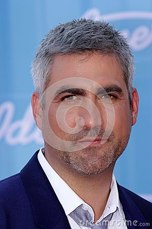 Taylor Hicks Editorial Photo