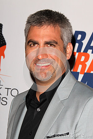 Taylor Hicks arrives at the 19th Annual Race to Erase MS gala Editorial Image