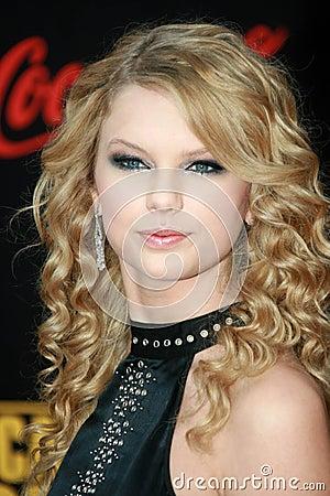 Taylor Swift Editorial Photo