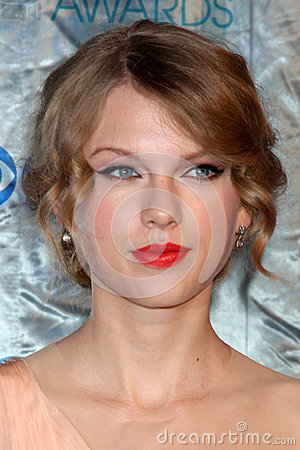 Taylor Swift Editorial Stock Image
