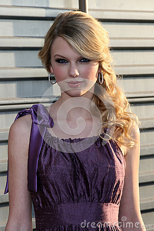 Taylor Swift Editorial Stock Photo