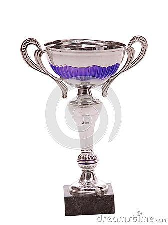 Tazza del trofeo