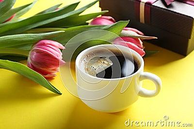 Risultati immagini per caffe e fiori
