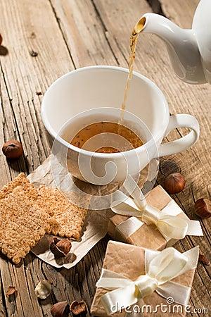 Free Tea Stock Photo - 34728840