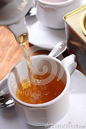 Free Tea Royalty Free Stock Photo - 3984675