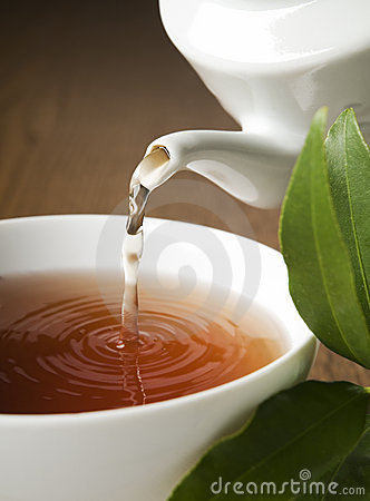 Free Tea Royalty Free Stock Photos - 7846188