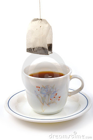Tea Bag Stock Photography - Image: 11120392