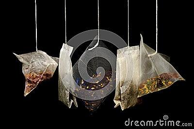 Tea Bags Free Public Domain Cc0 Image