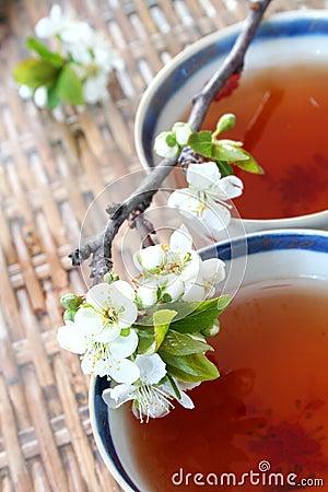 Tea and Blossom
