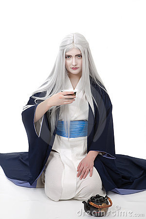 Tea ceremony From the fantasy