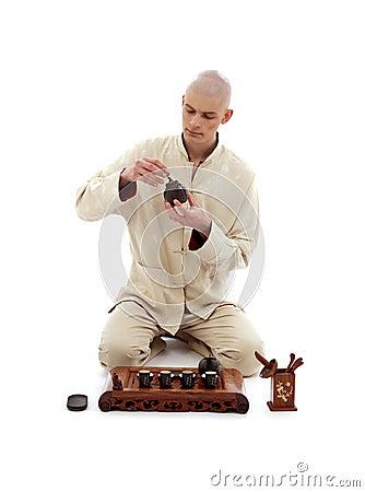 Tea ceremony master #2