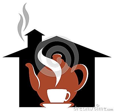 Tea coffee house