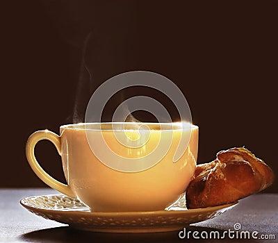 Tea in the evening