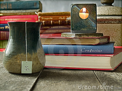 Tea and Far Eastern philosophy