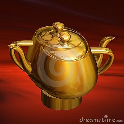 Free Tea For Two Royalty Free Stock Photography - 8870427