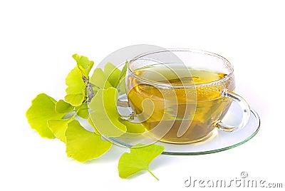 Tea ginkgo 01
