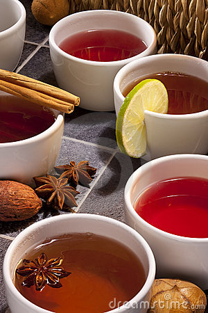 Tea - Herbal and Fruit Teas