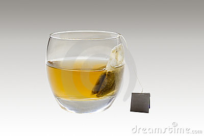 Tea infusion drink
