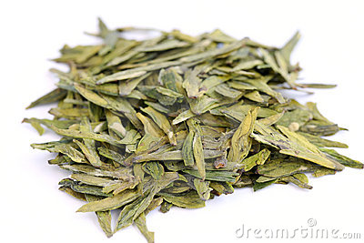 Tea leaves,Green Tea