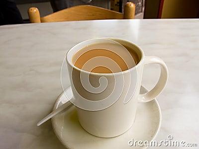 Tea morning