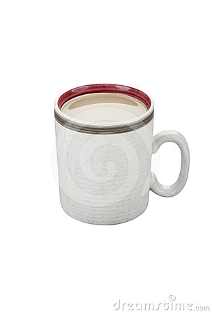 Tea mug.