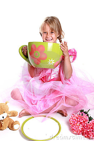 Free Tea Party Royalty Free Stock Photography - 2731987