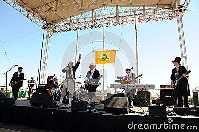 Tea Party Rally in Saint Louis Missouri Editorial Photography