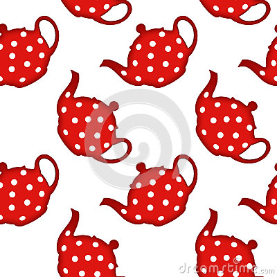 Tea pot pattern