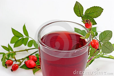 Tea of Rosehips