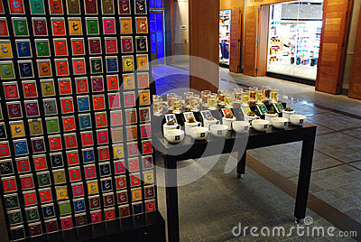 Tea Shop Editorial Photography